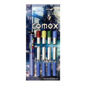 Comox Sortiment 22 Teile Z