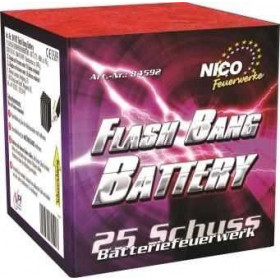 Flash Bang Batterie 25 Schuss (Abholung 1.3 G)
