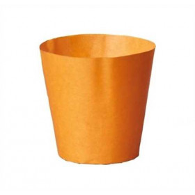 Illu-Becher Papier orange
