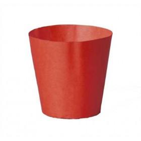 Illu-Becher Papier rot